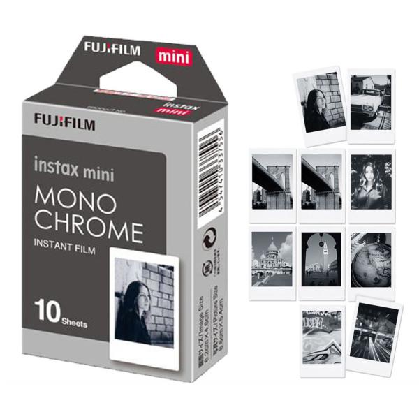모노크롬 미니 필름 1팩(10장)/폴라로이드/흑백/필름 상품이미지