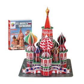 세계유명건축물 3D입체퍼즐-성 바실리 대성당