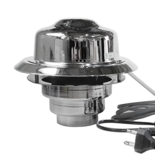 고온용/가스/배출기/HE-107/펠릿난로/화목난로/흡출기 상품이미지