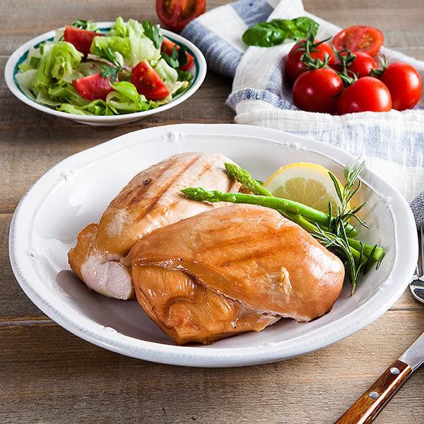 국산 냉장 훈제닭가슴살 훈제맛 1kg(200gx5팩) 상품이미지