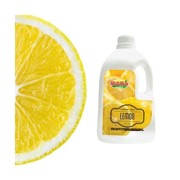 쉘몬 과일 농축액 베이스 레몬 2kg/레몬에이드/원액 상품이미지