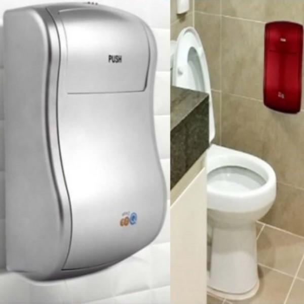 휴지통/벽걸이/미니/욕실/화장실/거실/생리대수거함 상품이미지