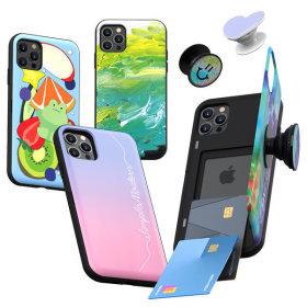 핸드폰 카드 범퍼 케이스 아이폰 갤럭시 노트10 S20