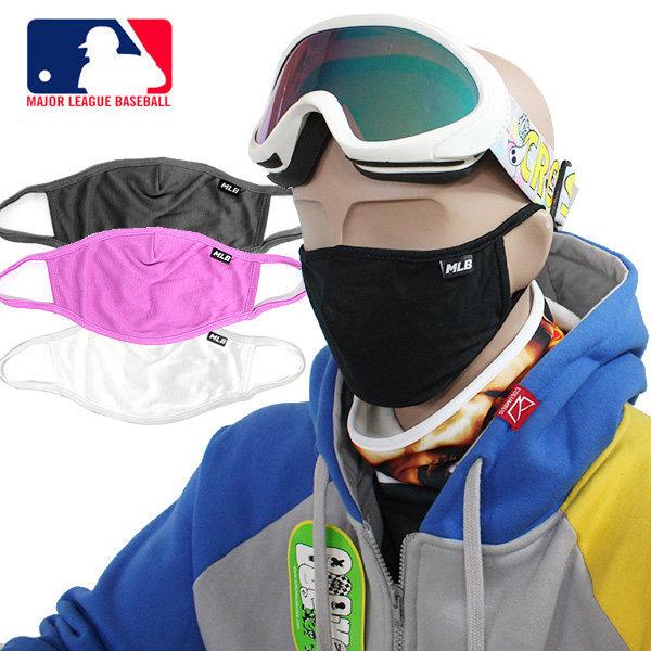 MLB 정품 3D 입체 방한마스크/마블 마스크/면마스크 상품이미지