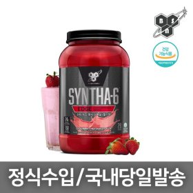 신타6엣지/1.02kg 딸기/단백질헬스보충제프로틴