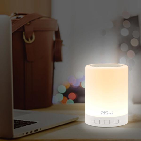 블루투스 스피커 LED무드등/피스넷 무드사운드 휴대용 상품이미지