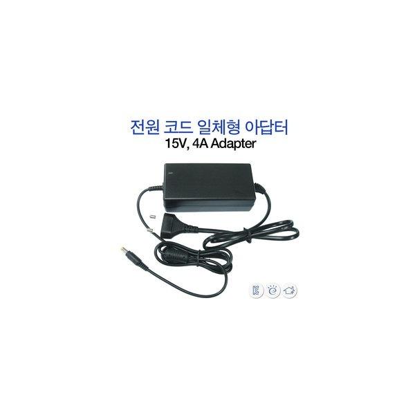 국산 두현 어댑터 15V 4A 전원 일체형 코드/IMAX B6 상품이미지