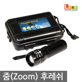 LED 줌 후레쉬 X2000/ LED줌후레쉬/ 손전등/ 랜턴