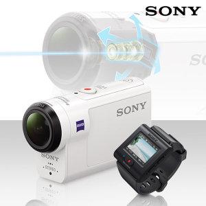 [소니]소니 BOSS 액션캠 FDR-X3000R 리모트키트/공식대리점