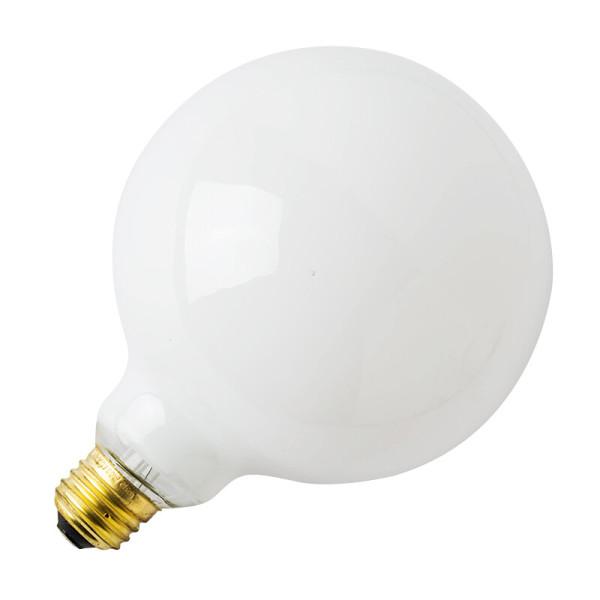 일광 에디슨전구 인테리어 볼구 불투명 40W/60W G125( 상품이미지