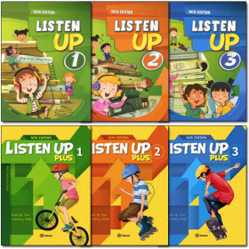 Listen up (NEW 신간)/ Listen Up Plus (NEW 신간)/1.2.3.Teachers Manual 선택/리슨업