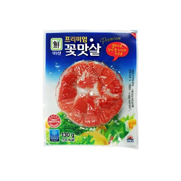 SB/2/대림선 프리미엄꽃맛살 130g -30개/맛살/게살 상품이미지