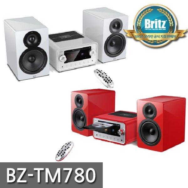 BZ-TM780 Vacuum Audio(진공관스피커 CD플레이 블루투스) 상품이미지