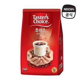 테이스터스초이스 오리지날 파우치 500g /커피믹스