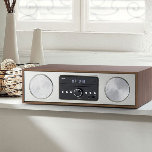 올인원 블루투스스피커 C30 CD 라디오 알람 시계 150W