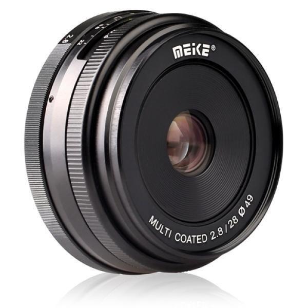호루스벤누 MK 28mm F2.8 렌즈 후지필름X마운트 상품이미지