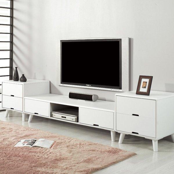 케미에르  네오시리즈 TV거실장세트(오픈형) KFA-105 상품이미지