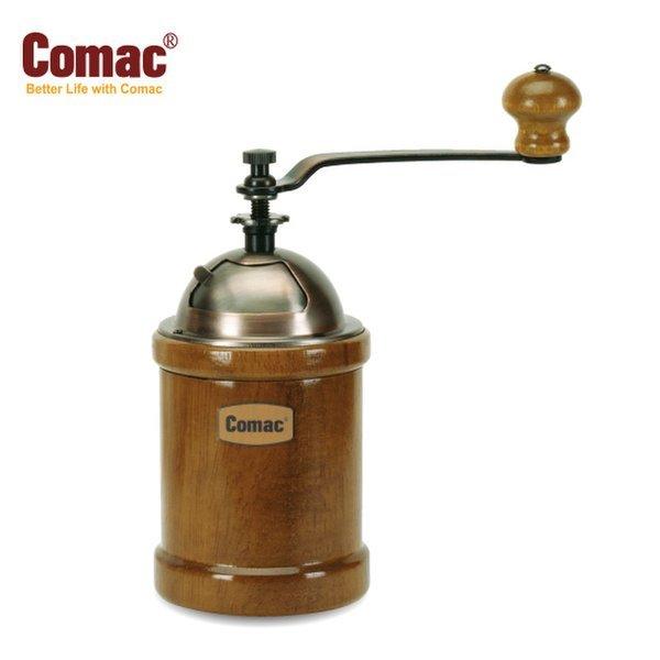 Comac 이중날 커피밀 엔틱(원통) - M1  핸드밀/커피그라인더/커피분쇄기/원두분쇄기/핸드그라인더/핸드... 상품이미지