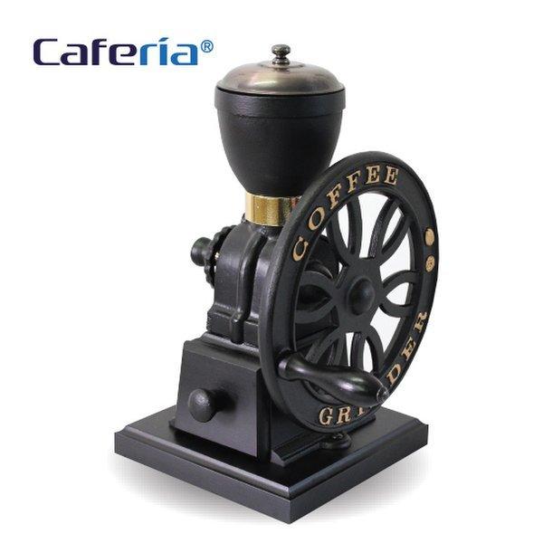 Caferia 금장주물 대형커피밀(방아) - CM4  핸드밀/커피그라인더/커피분쇄기/원두분쇄기/핸드그라인더/... 상품이미지