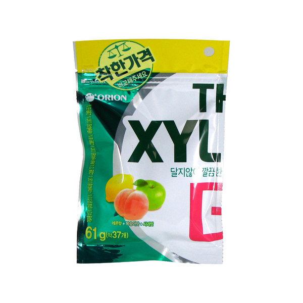 오리온 더 자일리톨 리필껌/간식/후식/자이리톨껌 상품이미지
