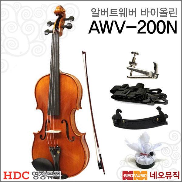 영창 알버트웨버 바이올린 Albert Weber AWV-200N 상품이미지