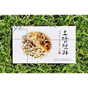 오담견과 수제견과/견과류선물세트/에너지바/48개