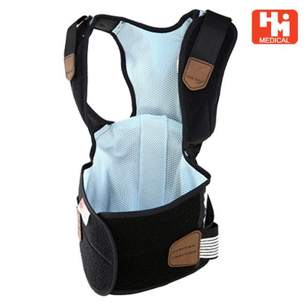 현대메디칼 자세교정 어깨 교정기 허리 보호대 상품이미지
