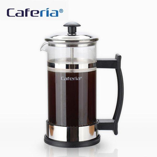 Caferia 스텐내열 커피티메이커 350ml - CP1  프렌치프레스/커피프레스/우유거품기/티용품/커피용품 상품이미지