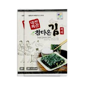대천참다온김/10봉+10봉/가정용/박스배송