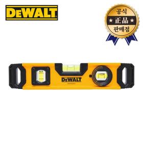 DEWalt magnet horizontal level/DWHT43003/235mm/torpedo/level/horizontal