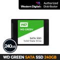 WD GREEN SSD 240GB WD한국공식총판/AS 3년 보증