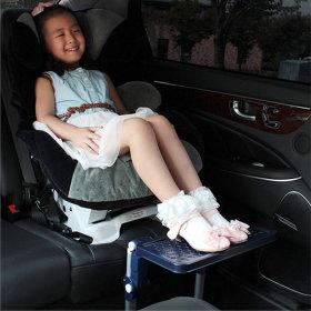 무릎보호 아이편해 카시트 발판 유아 주니어 발받침대