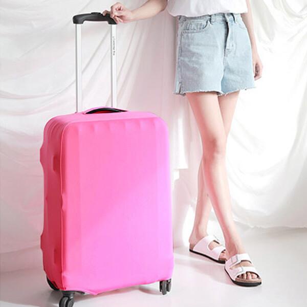 스판 캐리어커버 여행가방 방수 보호커버 20 24 28 상품이미지