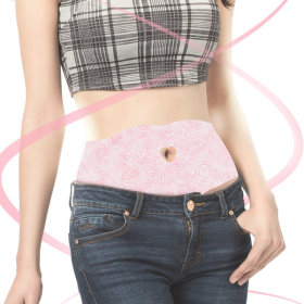 [LOLO CHANGE] Compression patch / body shaper / 525mm x 162mm / waist / belly / 10 PCS /
