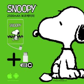 SNOOPY DX2.5 2500mah genuine SNOOPY extra battery 5+8 pin integrated-MAMMOTH