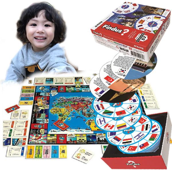 플레이마블 세계여행 부루마블 클래식 가족보드게임 상품이미지