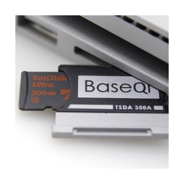 맥북 마이크로 SD카드 어댑터/ADAPTOR/baseqi 상품이미지