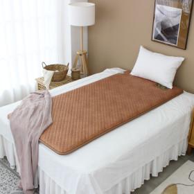 친환경 무전자파 항균 전기매트 행복 싱글 침대용