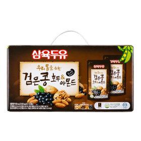 (1+1)삼육_검은콩호두 아몬드두유_190MLx15