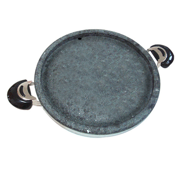 (현대Hmall) 長水특산 천연 곱돌 원형 삼겹살 불판(30-320) 상품이미지