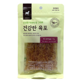 굿데이 건강한육포 _미니 닭가슴살_100G