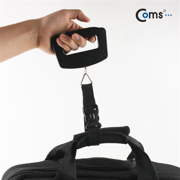 COMS 여행가방 측정 휴대용 디지털 전자 손저울/BE026 상품이미지