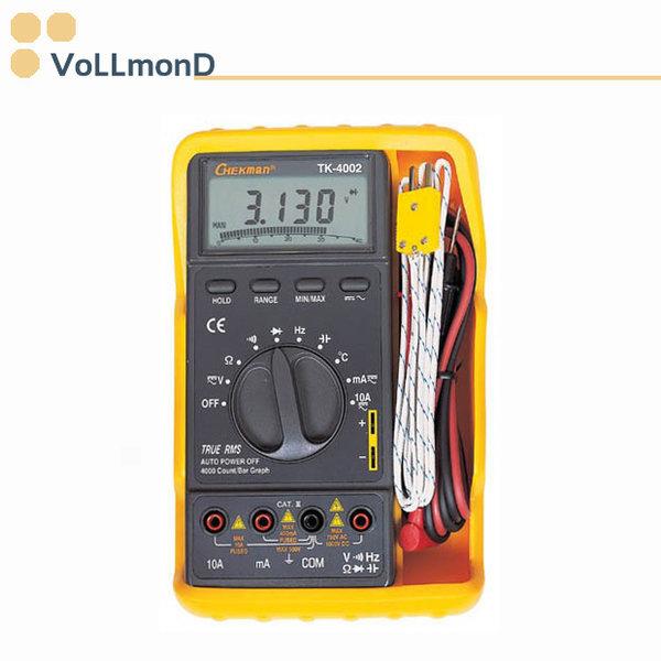 TK-4002/디지텔테스터/테스터기/멀티테스터/태광 상품이미지