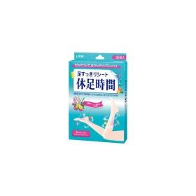 라이온 수입정품 휴족시간 6매 3개 (18매) 쿨링시트