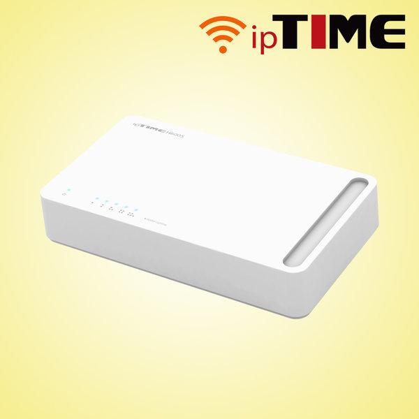 ㄴEFM ipTIME H6005 기가비트/스위치허브/5포트 상품이미지