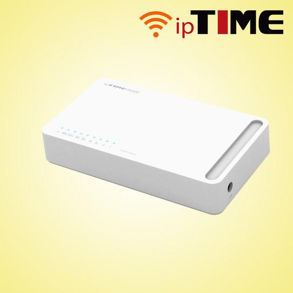ㄴEFM ipTIME H6008 스위치허브/8포트/기가비트 상품이미지