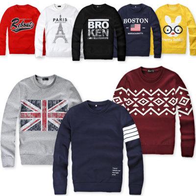 New arrivals sweatshirt/hoodie/men/T-shirt/matching T-shirt