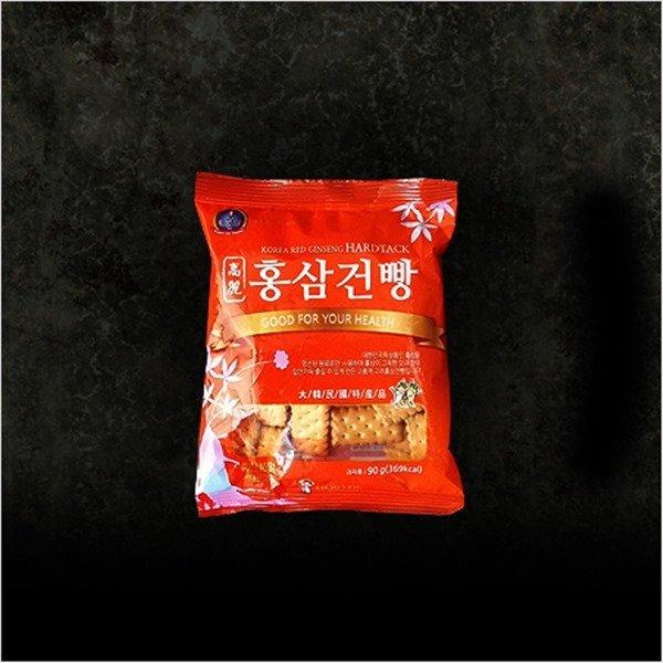 한국인삼유통공사 고려홍삼건빵 90g 상품이미지