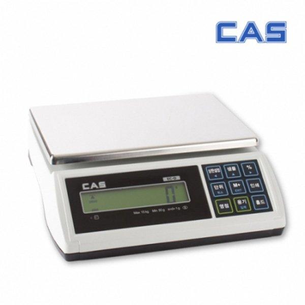 카스  전자저울 EC-15D(15kg / 1g 단위) 상품이미지