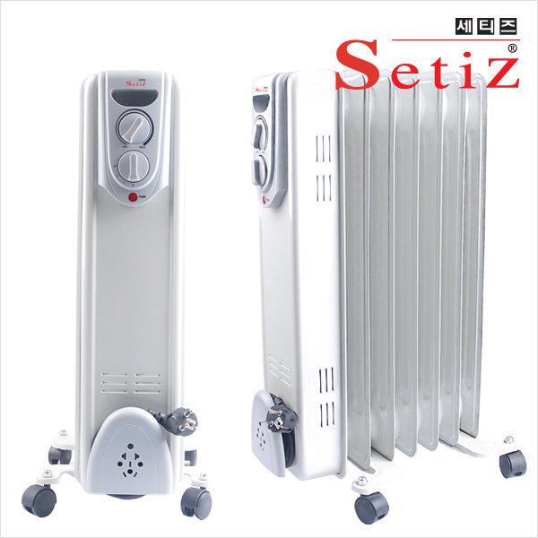 SAPA 세티즈 대형7핀 라디에이터 SPH-007 청정난방 동 상품이미지